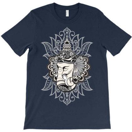 Decorative Ornate  Art T-shirt Designed By Chiks
