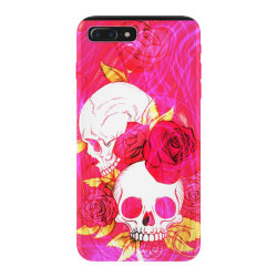 Calavera skull iPhone 7 Plus Case | Artistshot