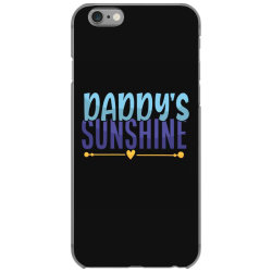 daddy's sunshine iPhone 6/6s Case | Artistshot