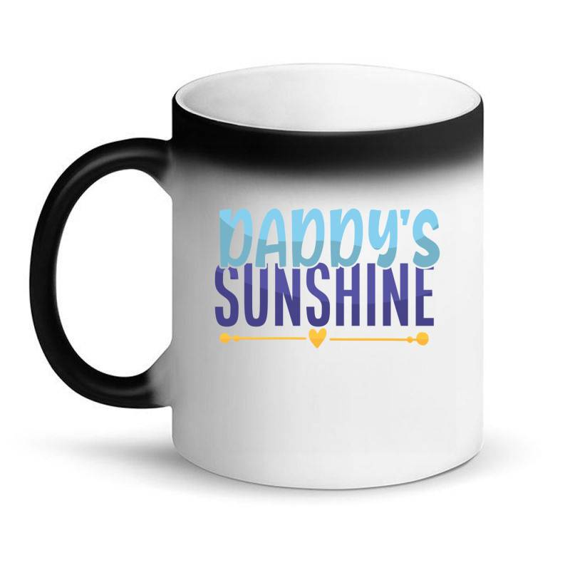 Daddy's Sunshine Magic Mug | Artistshot