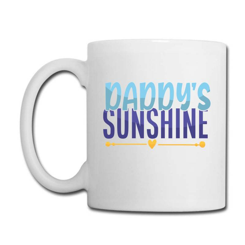 Daddy's Sunshine Coffee Mug | Artistshot