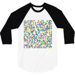 2021 Colors aviary 3/4 Sleeve Shirt | Artistshot