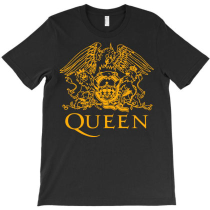 Queen Band T-shirt Designed By Ardha Shop