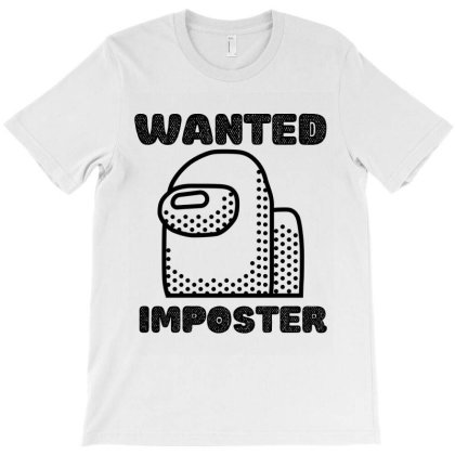 Imposter Among Us T-shirt Designed By Aymane11