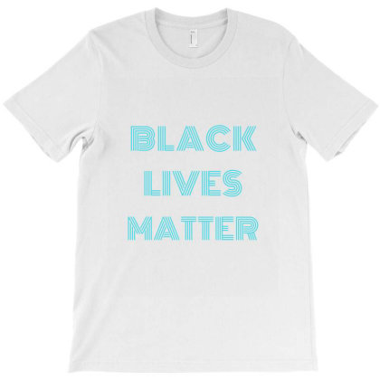 Black Lives Matter T-shirt Designed By Aymane11