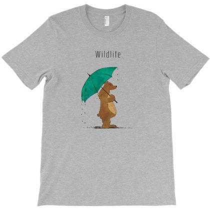 Wildlife T-shirt Designed By Vryens