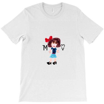 Mila Loves Heels T-shirt Designed By Milalov3s