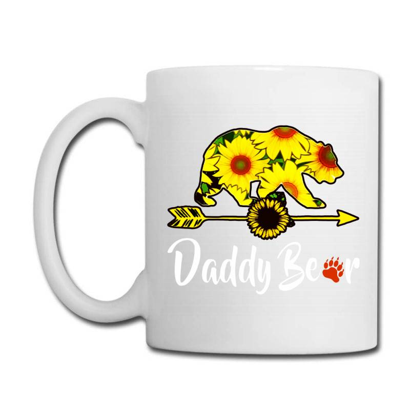 Daddy Bear Sunflower Coffee Mug | Artistshot