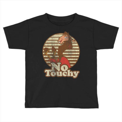 Emperor's New Groove Kuzco Llama No Touchy T Shirt T Shirt Toddler T-shirt Designed By New121