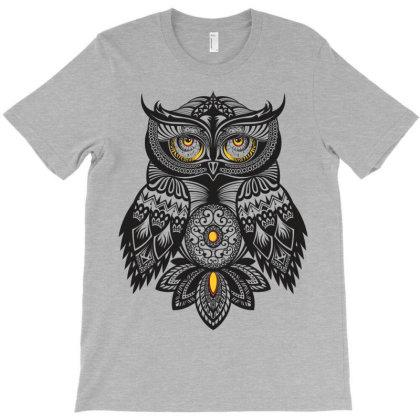 Decorative Ornate Animal Art T-shirt Designed By Chiks