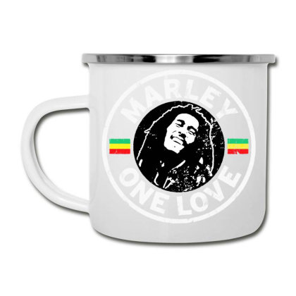 Bob Marley   One Love Camper Cup Designed By Frizidan