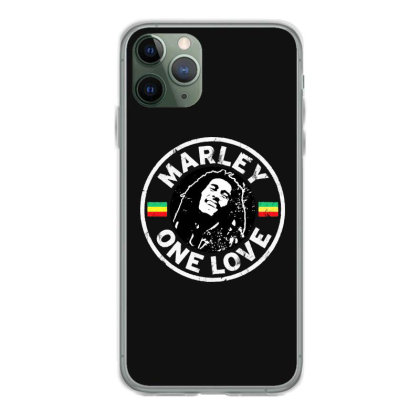 Bob Marley   One Love Iphone 11 Pro Case Designed By Frizidan