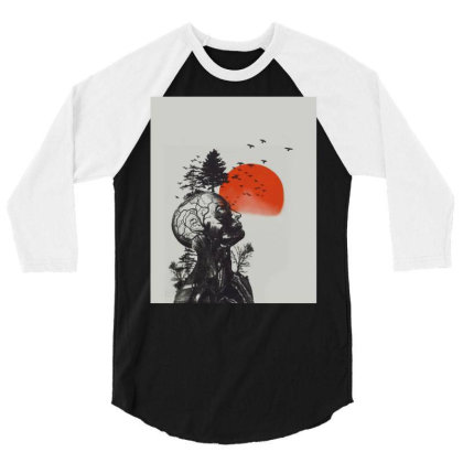 Alan&x27;s Hangover Graphic T Shirt 3/4 Sleeve Shirt Designed By New121