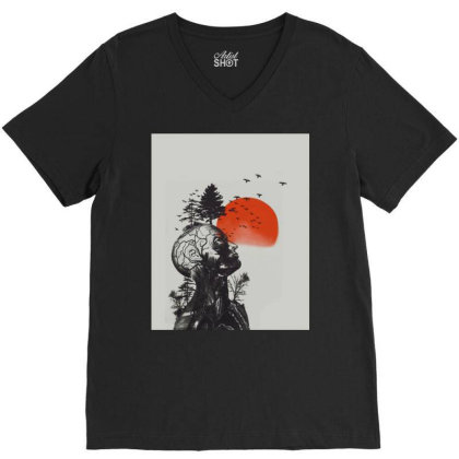 Alan&x27;s Hangover Graphic T Shirt V-neck Tee Designed By New121