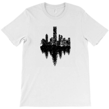 Opposite T-shirt Designed By Zenci