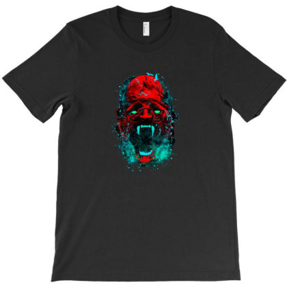 Panther T-shirt Designed By Zenci
