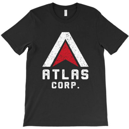 Atlas Corp T-shirt Designed By Cosby