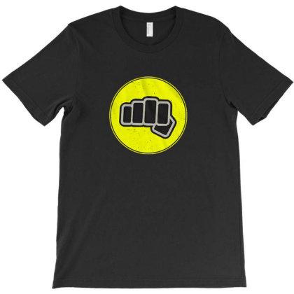 Cobra Kai Strike First T-shirt Designed By Şen