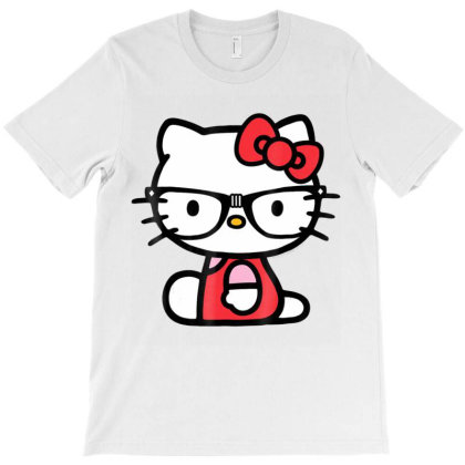 Nerd Glasses Tee Shirt T-shirt Designed By Cuser3772