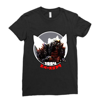 1994 Of Movies Ladies Fitted T-shirt Designed By Mirazjason