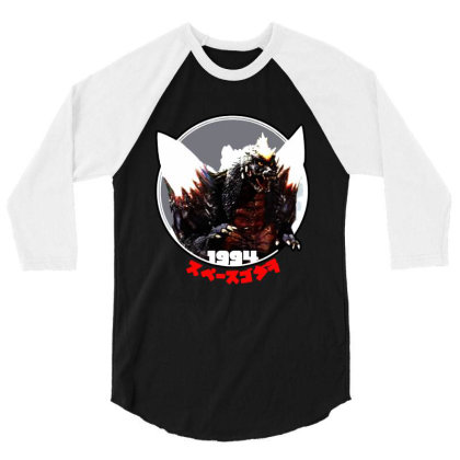 1994 Of Movies 3/4 Sleeve Shirt Designed By Mirazjason