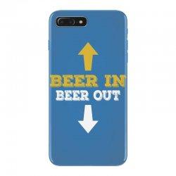 Beer in Beer out iPhone 7 Plus Case | Artistshot