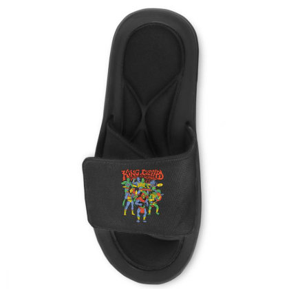 King And Gizzard And The Lizard Wizard Slide Sandal Designed By Mostwanted