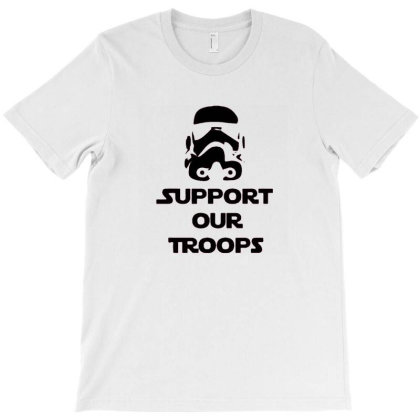 Support Our Troops T-shirt Designed By Torens
