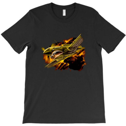 Warhawk T-shirt Designed By Torens