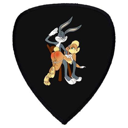 Sexy Rabbits Shield S Patch Designed By Frizidan