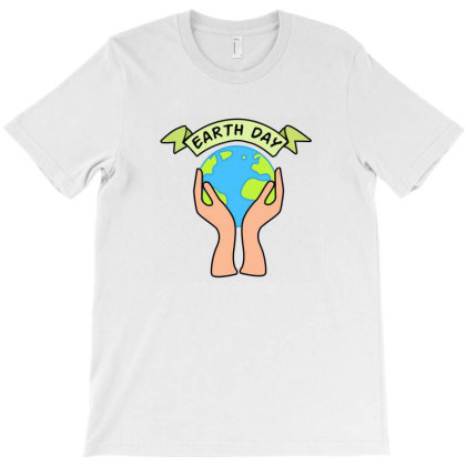 Earth Day T-shirt Designed By Akin