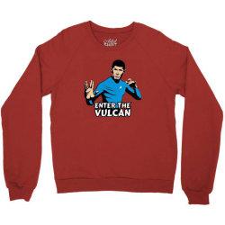 vulcan Crewneck Sweatshirt | Artistshot