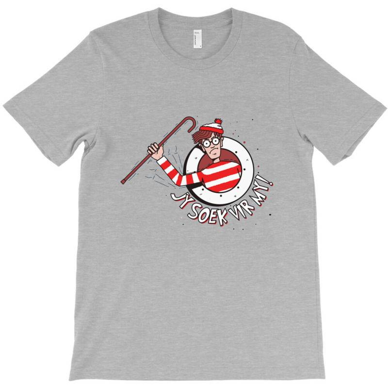 Waldo T-shirt | Artistshot