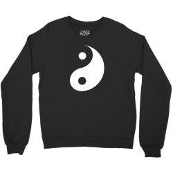 yin yang Crewneck Sweatshirt | Artistshot