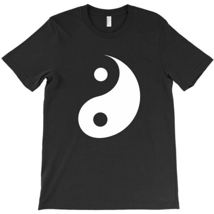 Yin Yang T-shirt Designed By Kinsaka