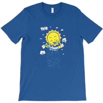 Twist And Spout T-shirt Designed By Kinsaka