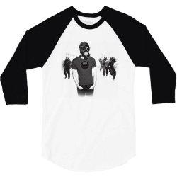 riotguy 3/4 Sleeve Shirt | Artistshot