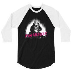 riebeeck 3/4 Sleeve Shirt | Artistshot