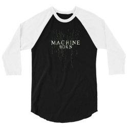 matrix 3/4 Sleeve Shirt | Artistshot