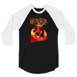 mordor 3/4 Sleeve Shirt | Artistshot