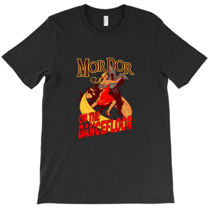 Mordor T-shirt Designed By Kinsaka