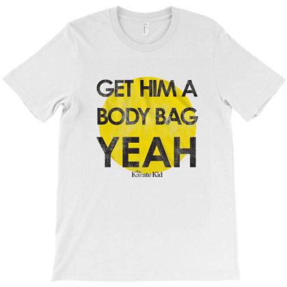 Body Bag Karate Kid T-shirt Designed By Şen