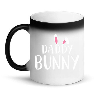 Daddy Bunny Easter Shirt Pregnant Mom Matching Couple Shirts T Sh Magic Mug Designed By Home12