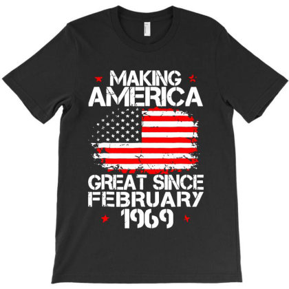 Flag Great T-shirt Designed By Blqs Apparel
