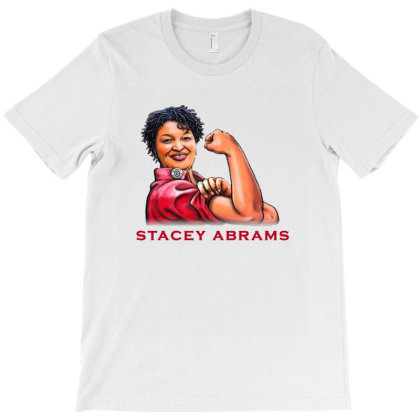 Stacey Abrams T-shirt Designed By Şen