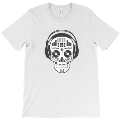 Musical Skull T-shirt Designed By Buanans
