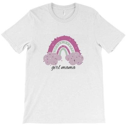 Girl Mama T-shirt Designed By Akin
