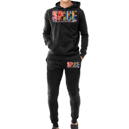 Spice Hoodie & Jogger Set Designed By Blqs Apparel