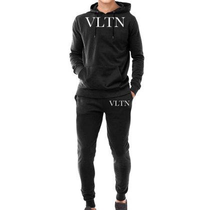 Valentino Hoodie & Jogger Set Designed By Blqs Apparel