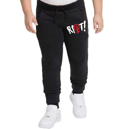 Riot! Youth Jogger Designed By Blqs Apparel